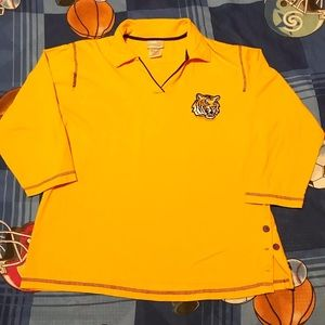 Vintage LSU Reebok logo athletics
